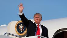 Kurz nach Amtsantritt zog Donald Trump Alice Wells aus Jordanien zurück.