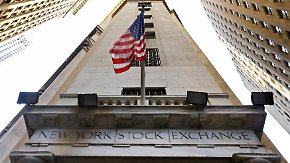 """Trump-Effekt"" bald verpufft?: US-Präsident feiert sich für Allzeithochs an der Wall Street"