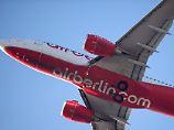 Air Berlin zu Lufthansa?: Kartellwächter kritisieren Übernahmepläne
