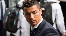 So ganz will Ronaldo sich bezüglich seiner Zukunftspläne nicht in die Karten schauen lassen.