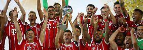 Prestigesieg beim Erzrivalen: FC Bayern erkämpft Supercup gegen BVB