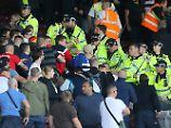 """""""Schande"""" von Burnley: Hannovers Fanproblem gerät außer Kontrolle"""