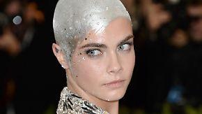Promi-News des Tages: Cara Delevingne will starke 007-Rolle