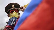 Venezuelas innere Angelegenheit: Caracas protestiert gegen deutsche Kritik