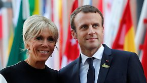 Petition gegen Première-Dame-Status: Franzosen wollen keine Sonderrolle für Brigitte Macron