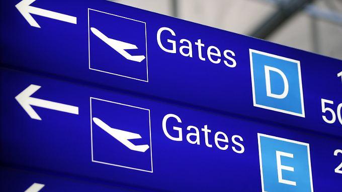 Der Fluggast kann auch Entschädigung erhalten, wenn er einen erheblich verspäteten Flug nicht antritt.
