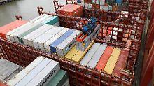 """""""Das ist ein Ausrutscher"""": Deutsche Exporte sinken unerwartet stark"""