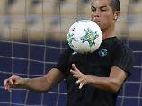 Man United fordert Real Madrid: CR7 beeindruckt, Mourinho spielt Spielchen