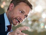 Umstrittene Krim-Äußerung: Wagenknecht lobt FDP-Chef Lindner