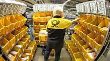 Aktie auf Rekordhoch: Deutsche Post überrascht mit Umsatzplus