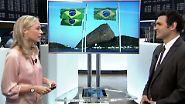 n-tv Zertifikate: Ist Brasilien über den Berg?