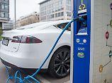 Schon 6000 Anträge bewilligt: Bund fördert Ladesäulen für Elektroautos
