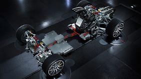 Das Project One soll nichts weniger als ein Formel-1-Auto mit Straßenzulassung werden.
