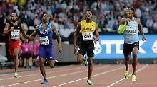 Der Sport-Tag: Ansteckungsgefahr: IAAF verweist 400-m-Star des Stadions