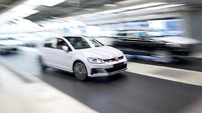"""""""Nicht zu schnell entscheiden"""": Das kostet ein neuer VW Golf mit Diesel-Deal"""