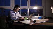 Süchtig nach Arbeit: Workaholismus trifft nicht nur Manager