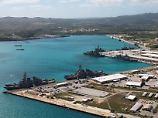 Potenzielles Ziel Nordkoreas: Guam - US-Vorposten mitten im Pazifik