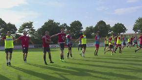 Fußball-Highlight in der Provinz: Pokalzwerg Dorfmerkingen fiebert RB Leipzig entgegen