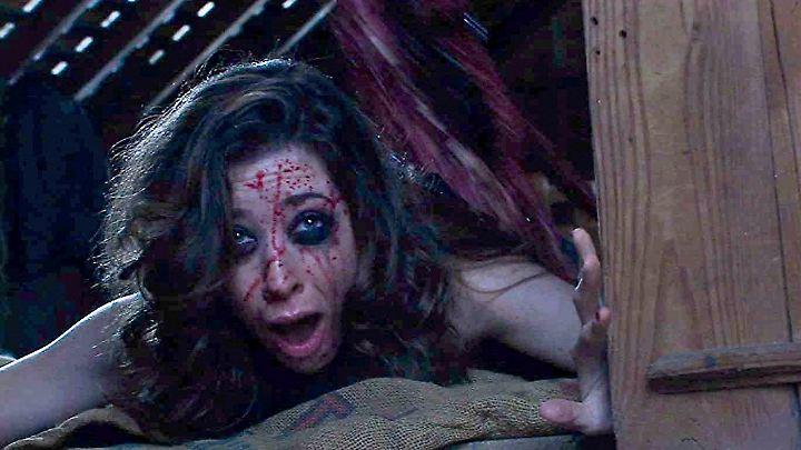 """Verflucht gut: """"Blood Night: Die Legende von Mary Hatchet""""."""