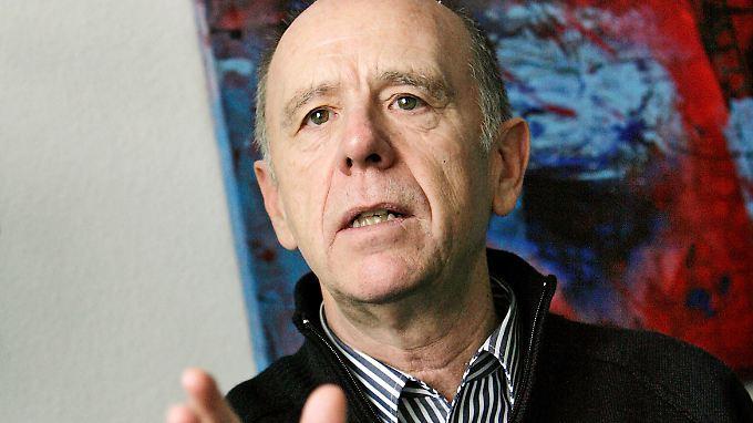 Die Riester-Rente geht auf den ehemaligen Bundesarbeitsminister Walter Riester (SPD) zurück.
