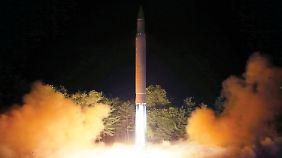 Sorge vor militärischer Eskalation: Wie bedrohlich ist der Nordkorea-Konflikt?
