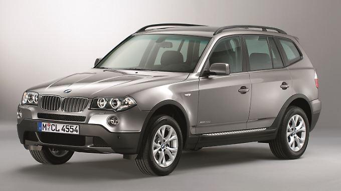 Der BMW X3 der ersten Generation ist ein solider Gebrauchter mit dem einen oder anderen Wehwehchen.