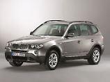Gebrauchter glänzt und patzt: BMW X3 stammt aus harten Zeiten