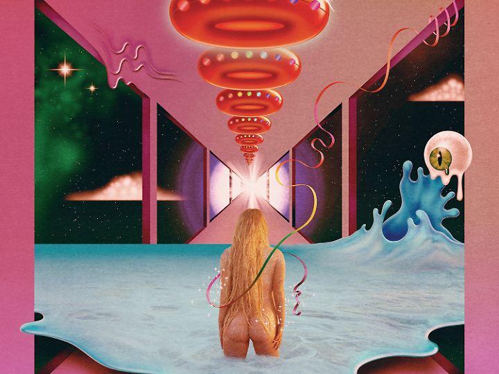 Das neue Album von Kesha ist ab sofort erhältlich.