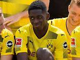 """""""Bewusst dazu entschlossen"""": Der BVB suspendiert Youngster Dembélé"""