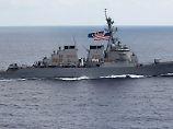 US-Manöver provoziert Peking: China sieht eigene Sicherheit gefährdet