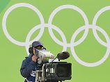 Nun also doch: ARD und ZDF zeigen die Olympischen Spiele live und in Farbe.