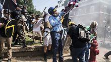Ultra-Rechte in Charlottesville: Republikaner fordern Trump zu Distanzierung auf