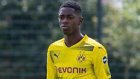 """""""Training abseits der Gruppe möglich"""": Dortmund suspendiert Dembélé bis auf Weiteres"""