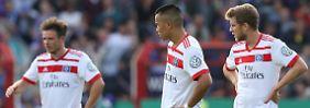 Pokaldebakel in Runde eins: Hamburger SV blamiert sich in Osnabrück