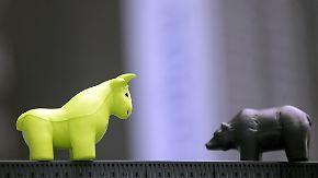 Welt-Index im Juli: Launischer Börsensommer macht Anlegern zu schaffen