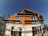 Viele Bauherren, wenig Platz: Fertighausbranche in der Zwickmühle