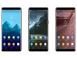 Samsung-Nachwuchs im Benchmark: Galaxy Note 8 lässt die Muskeln spielen
