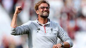 """""""Ich vermisse hier gar nichts"""": Kulttrainer Klopp liebt Liverpool - Liverpool liebt Klopp"""