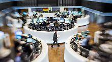 Der Börsen-Tag: Starker ZEW-Index bringt müden Handel nicht in Gang