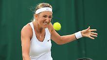 Der Sport-Tag: Asarenka kündigt Tennis-Comeback für Januar an