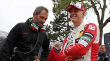 Der Sport-Tag: Mick Schumacher fährt Rennwagen seines Vaters