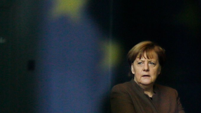 Kanzlerin Merkel will Solidarität innerhalb der EU weiterhin am Verhandlungstisch einfordern.