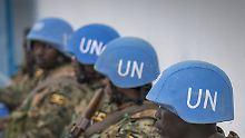 Mindestens 19 Tote in Mali: Bewaffnete greifen UN-Stützpunkte an