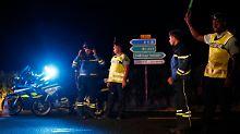 Auto-Attacke bei Paris: Fahrer stand unter Medikamenteneinfluss