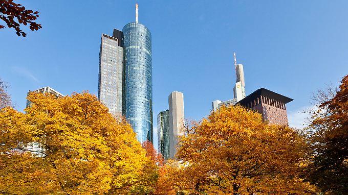 Goldener Herbst? Wenn es zur Korrektur in den USA kommt, dürfte es auch in Frankfurt ungemütlich werden.