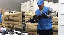 Farc vollständig entwaffnet: Kolumbiens Guerilla-Krieg ist offiziell vorbei