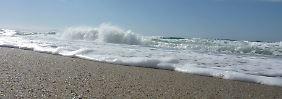 Das Unglück geschah am Strand von Geropotamos bei Rethymno auf Kreta.