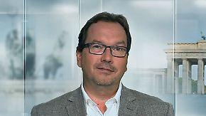 """Henning Riecke im n-tv-Interview: """"Letztlich geht es Trump nur um sich selbst"""""""