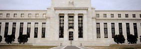 Knackpunkt Inflation: Fed-Banker bei Zinsanhebung uneinig