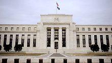 Knackpunkt Inflation: Fed-Banker bei Zinsanhebung eineinig